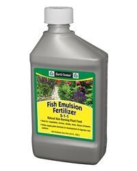 Fish emulsion fertilizer 5 1 1 16 oz for What is fish emulsion