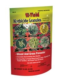 Herbicide Granules Weed and Grass Stopper (15 lbs)