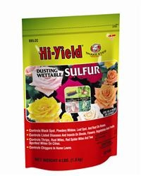 Dusting Wettable Sulfur (4 lbs)