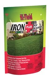 Iron Plus Soil Acidifier 11-0-0 (4 lbs)