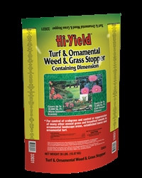 Turf & Ornamental Weed & Grass Stopper (35 lbs)