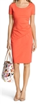 Diane von Furstenberg Bevina Ceramic Sheath Dress