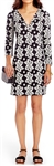 Diane von Furstenberg Reina Silk Tunic Dress