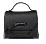 Mackage Keeley Structured Leather Shoulder Bag