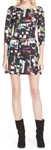 Milly Cubist Print Taylor Dress