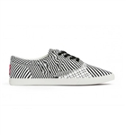 Bucketfeet Kinetics Canvas Lace-up