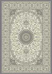 Dynamic rugs an212571196656 ancient garden rug, 2.2x11, cream/grey
