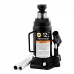 Omega 10125C 12 Ton Hyd. Bottle Jack