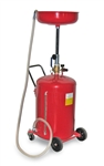 TWI Proline 21G-DRAIN-SE 21 Gallon Self Evacuating Oil Drain