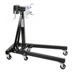 Omega 31256 1250 Lbs Rotating  Head And Folding Engine Stand