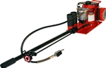 Norco 72090A 20 Ton Air/Hydraulic Floor Jack - Low Profile