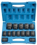 "Grey Pneumatic 8038 3/4"" Drive 14 Piece Standard Set"