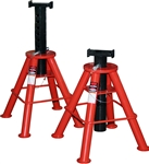 Norco 81208I 10 Ton Cap. Jack Stands - Pin Type-[Low] - Imported