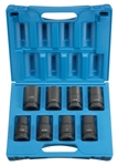"Grey Pneumatic 9108D 1"" Drive 8 Piece Deep Set"