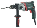 Metabo BE1100 Electric Drill, 1/2 In, 0 to 2800 rpm, 9.6 Amp