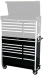 Montezuma BK4111TC 41 11-Drawer Roller Cabinet Toolbox (black)