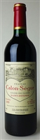 1995 Chateau Calon-Segur Bordeaux Red Blend from St. Estephe 750 ml