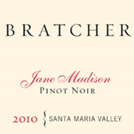 2010 Bratcher Jane Madison Pinot Noir 750ml