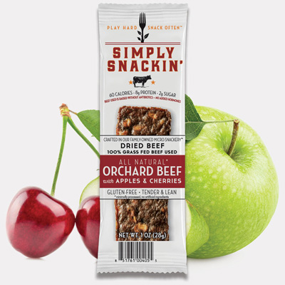 ORCHARD Beef with Apples & Cherries