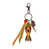 Fish Key Ring by Ester Shahaf
