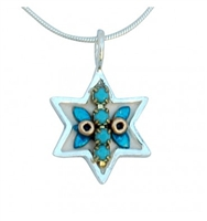 Star of David Necklace - Small by Ester Shahaf