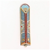 Baby Boy Triangle Mezuzah Case by Ester Shahaf