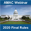 Webinar: FINAL Rules for 2019 - Hospitals, Physicians, Freestanding Centers & ASCs November 15, 2018