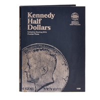 Whitman Folder #1938 - Kennedy Half Dollars Starting 2004 #3