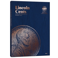 Whitman Folder #4004 - Lincoln Cent Starting 2014 #4