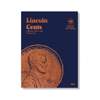 Whitman Folder #9004- Lincoln Cent 1909 - 1940 #1