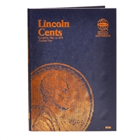 Whitman Folder #9030 - Lincoln Cent 1941 - 1974 #2