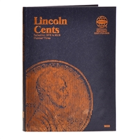 Whitman Folder #9033 - Lincoln Cent 1975 - 2013 #3
