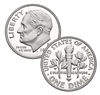 2012 S Silver Proof Roosevelt Dime Ultra Cameo