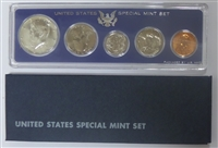 1966 U.S. Mint 5 Coin Set in OGP