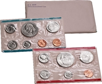 1974 U.S. Mint 12 Coin Set in OGP
