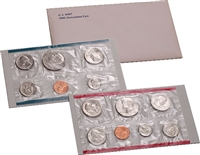 1980 U.S. Mint 13 Coin Set in OGP
