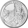 2010 - P Grand Canyon National Park Quarter Single Coin