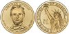 2010 Abrahm Lincoln Presidential Dollar - 2 Coin P&D Set