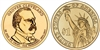 2012 Grover Cleveland 2nd Term Presidential Dollar - 2 Coin P&D Set