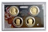 2009 Presidential 4-coin Proof Set - No Box or CoA