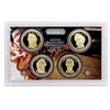 2010 Presidential 4-coin Proof Set - No Box or CoA