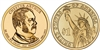 2012 - P Chester A. Arthur - Roll of 25 Presidential Dollar