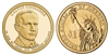2014 - D Calvin Coolidge - Roll of 25 Presidential Dollar