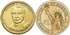 2014 - D Warren G. Harding - Roll of 25 Presidential Dollar