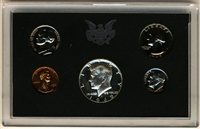 1969 U.S. Mint Clad Proof Set in OGP