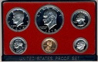 1974 U.S. Mint Clad Proof Set in OGP