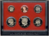 1980 U.S. Mint Clad Proof Set in OGP