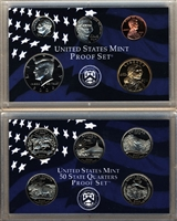 2006 U.S. Mint Clad Proof Set in OGP with CoA