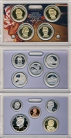 2010 U.S. Mint Clad Proof Set in OGP with CoA