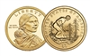 2009 P & D Sacagawea Dollar Set
